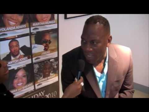 GEORGE NOOKS ORICLES GOSPEL FEST 2010 INTERVIEW