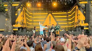 Black Eyed Peas - PUMP IT! Live at British Summer Time, Hyde Park, London, UK!