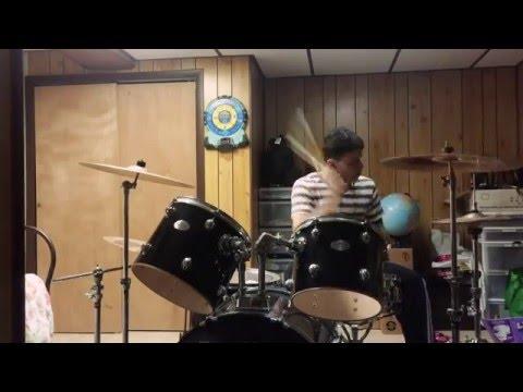 Wet Dreamz (Live) Drum Cover