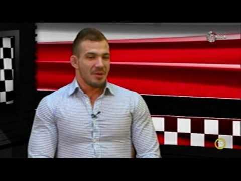 Judo, CrossFit: Urbancsok Tamás volt a Dinó Sporthíradó vendége