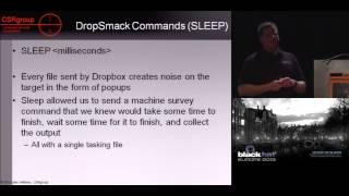 [BlackHat EU 2013] DropSmack: How Cloud Synchronization Services Render Your Corporate Firewall