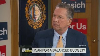 John Kasich on Budget: I Don't Make Promises I Can't Keep