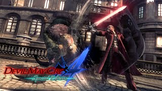 Devil May Cry 4 Special Edition - Dante Combat Introduction