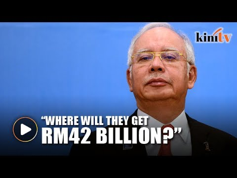 Najib: Where will Harapan find RM42b without GST?