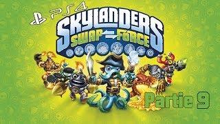 (Finish the Game #9) Skylanders: Swap Force (PS4 Version)