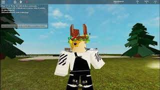 Showing my manufactures Part 1 (ROBLOX)