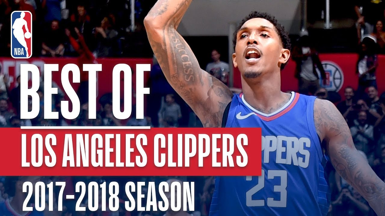 29f6362adac Best Of Los Angeles Clippers   2018 NBA Season - YouTube