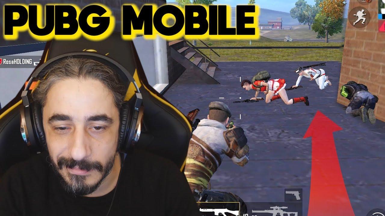 RAHATLATICI VİDEO GİBİ MAÇ !!!  - PUBG Mobile HEDEF 20 KİLL