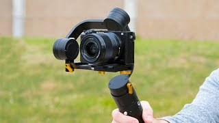 5 Best Cheapest Camera Gimbal 2018