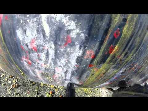 Santa Clara Paintball - Airball (Barrel Cam)