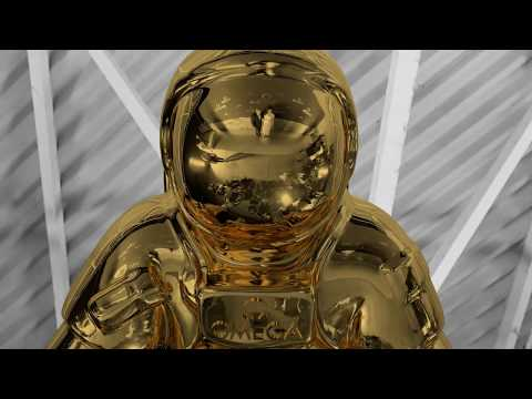George Clooney joins OMEGA's 50th anniversary of the first lunar landing
