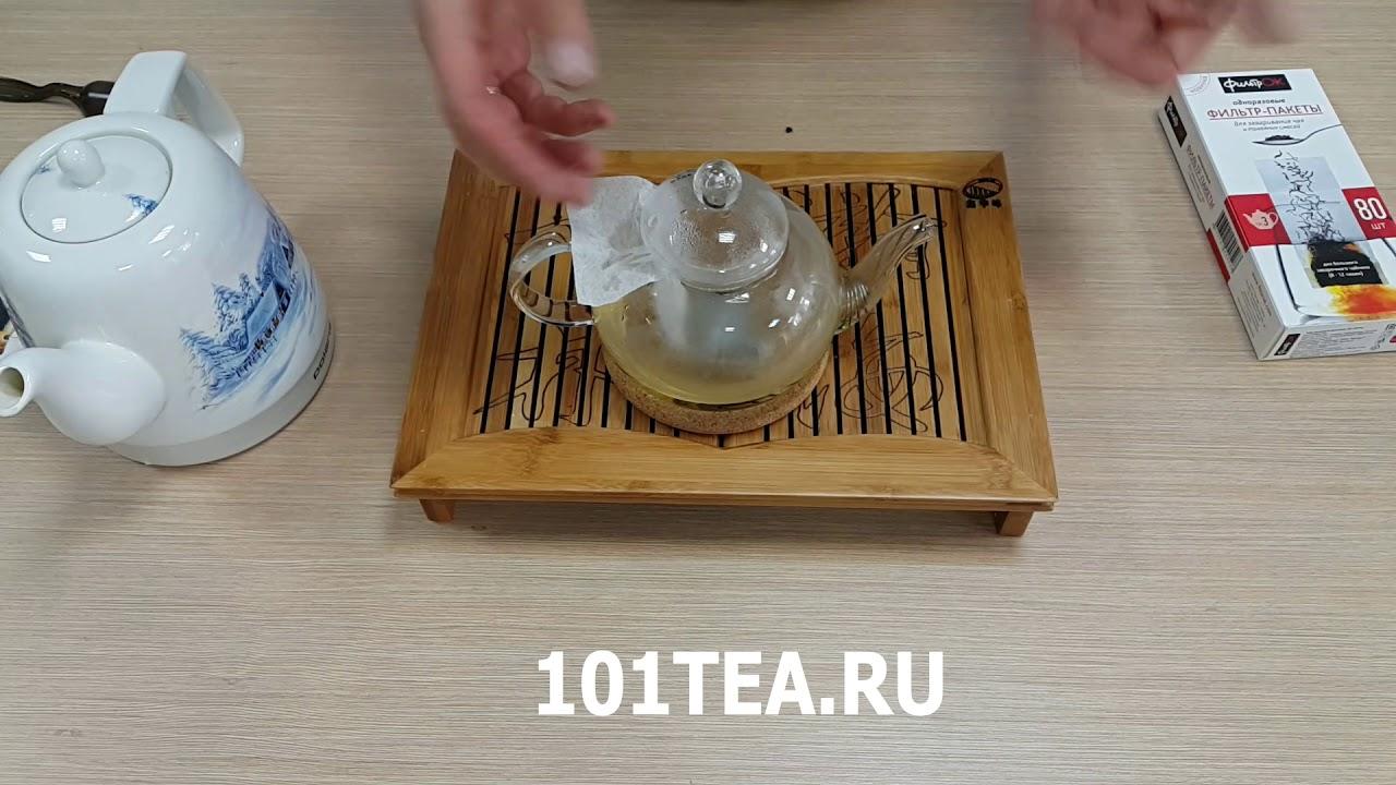 температура для заваривания чая