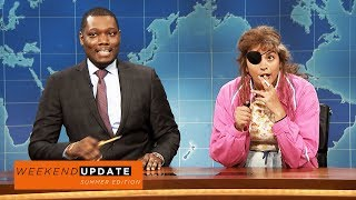 Weekend Update: Cathy Anne on Nazis - SNL