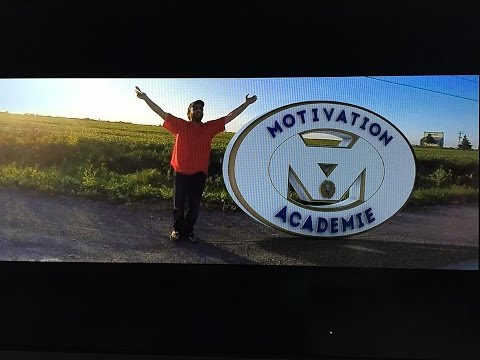 Motivation Academie En Direct LIVE / Playing Your Role
