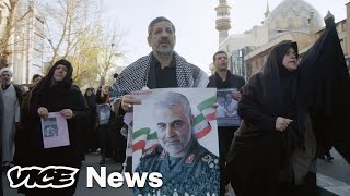 Iranians Mourning Soleimani Want Retaliation Against the U.S.