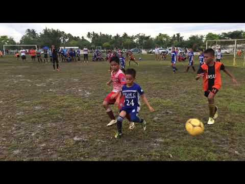 Nikkei FC U10 Fiesta Ng Tagum Invitational Football Game Full Game 4