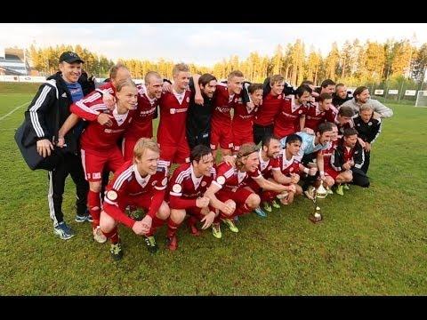 DM-final i Hälsingland: Söderhamns FF - Hudiksvalls FF (1-4)