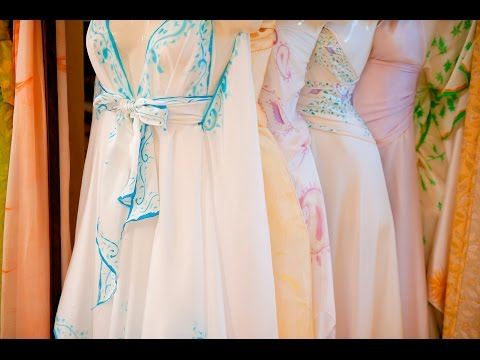 Designing your dress - Designing your Expression