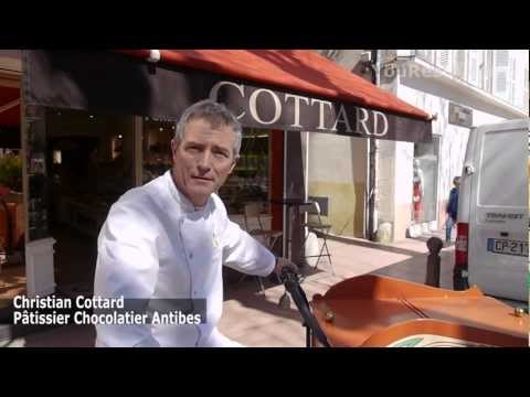 Christian Cottard artisan chocolatier à Antibes par YouResto