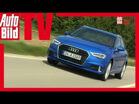 Audi A3 Facelift (2016) Fahrbericht/ Review/ Test/ Probefahrt