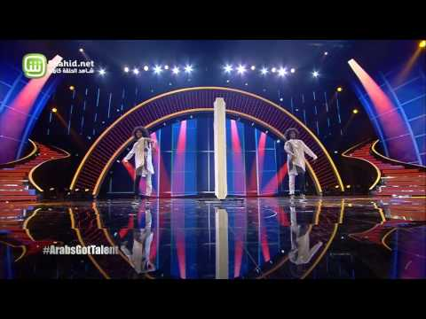 Arabs Got Talent- عرض النصف نهائيات – سلطمان
