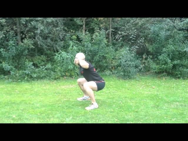 Defensiefit beenspieren 2 van 25