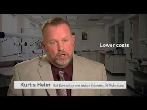 Testimonial by KurtisHelm, Helm Dental Laboratory, USA