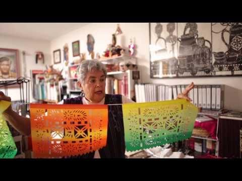 Catalina Delgado-Trunk–The History And Tradition Of Papel Picado