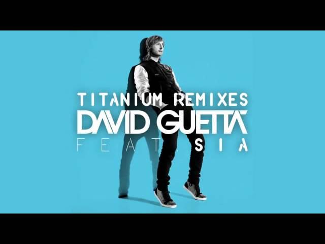 David Guetta — Titanium ft. Sia (Cazzette remix)