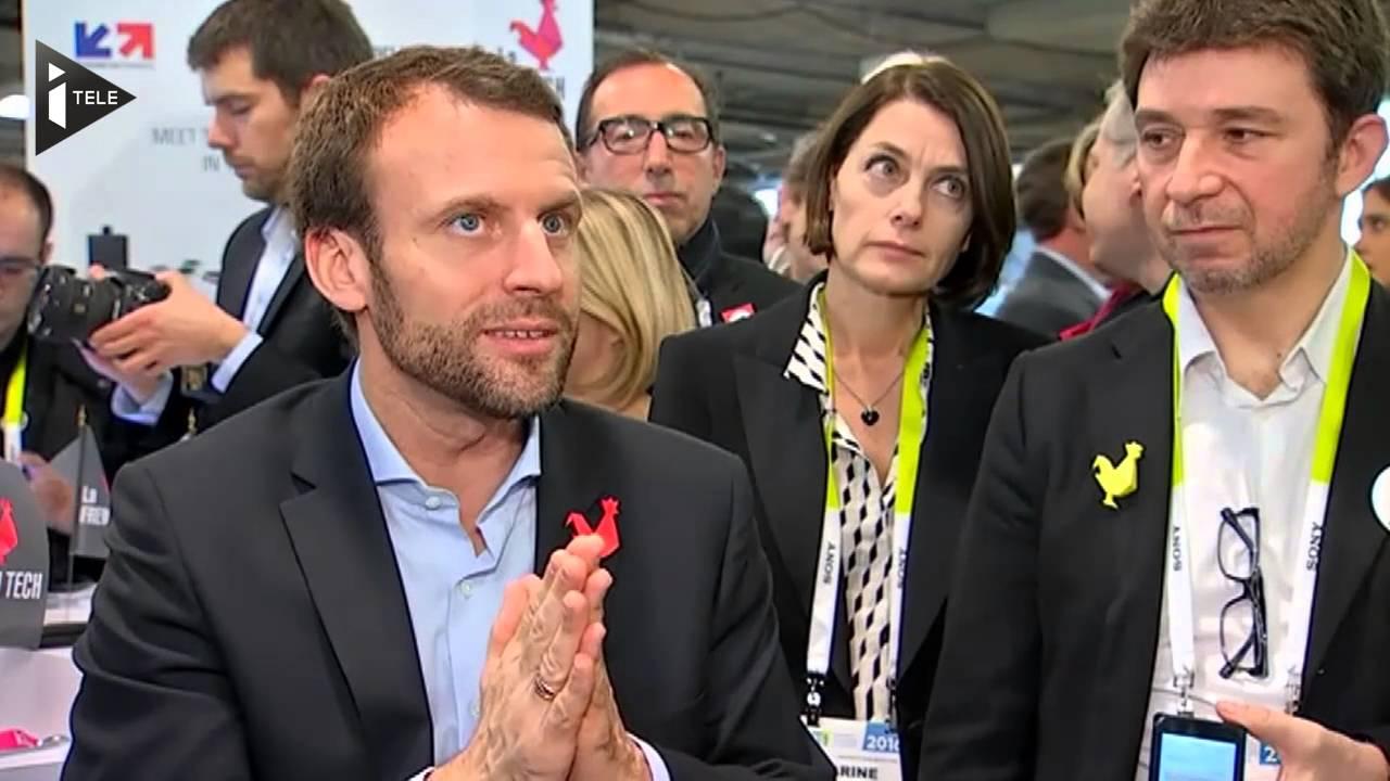 """Résultat de recherche d'images pour """"Macron Las Vegas"""""""