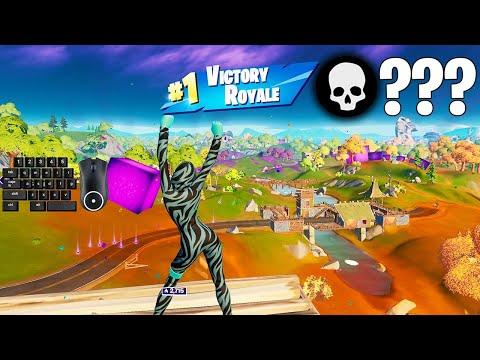 High Elimination Solo Arena Win Season 8 Gameplay Full Game (Fortnite PC Keyboard) thumbnail