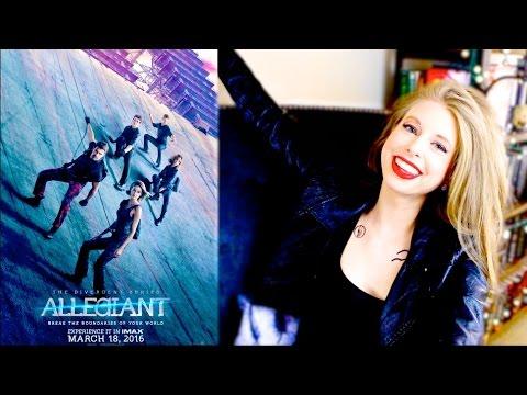 Allegiant Movie Review & Discussion