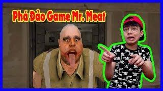 ThắnG Tê Tê Phá Đảo Game Mr. Meat | Đột Nhập Cứu Người Trong Nhà Ông Bán Thịt Lợn Mr. Meat