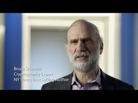 Bruce Schneier on the Future of Cybercrime and AI