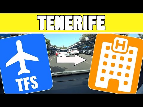 Tenerife South airport to your hotel: Taxi, bus, shuttle or rental car?