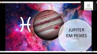 Jupiter em Peixes - astrologia cabalística