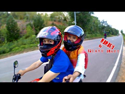 Belanja Jaket Dan Helm Kece Sambil Jalan Sore   AaBatam Motovlog ( 17 )