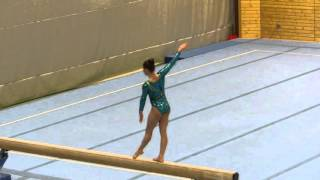 Tamea Friedel, Balken, POYC - Pre-Olympic-Youth-Cup 2016