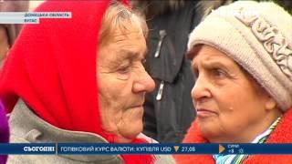 Волонтери штабу Ріната Ахметова не мають можливості видавати гуманітарну допомогу