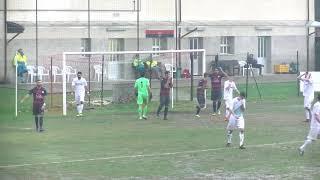 Campionato Eccellenza 2019/2020 13a giornata: Fratres Perignano - San Marco Avenza (sintesi)