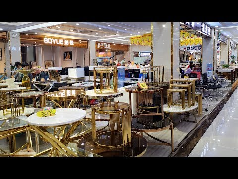 Lecong International Furnishing City – Most Comprehensive Furniture Market In China