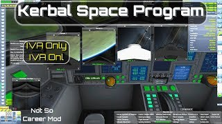 """KSP - """"WOW I can't believe I did THAT"""" - IVA Time laps"""