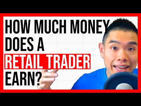 How Much Money Does Retail Trader Earn? (95% Of Traders Don't Know This)