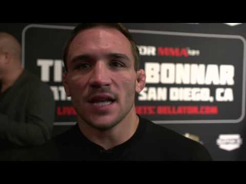 Michael Chandler on rematch with Will Brooks