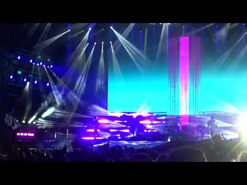 Imagine Dragons - Walking the Wire - Colours of Ostrava 2017