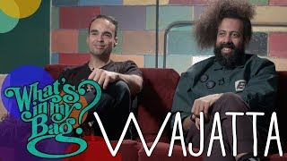 Wajatta (Reggie Watts & John Tejada) - What's in My Bag?