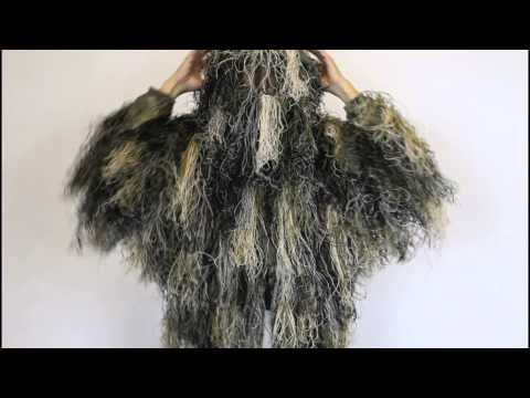 Warrior Ghillie Suit Review