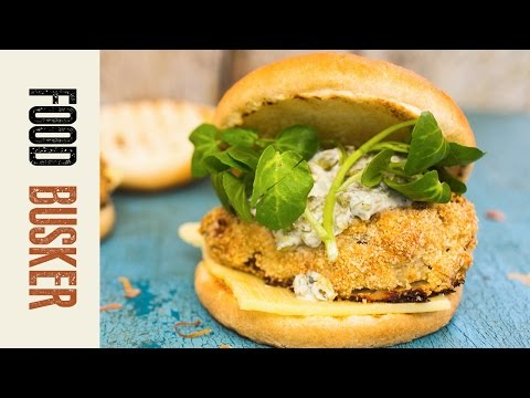 HOW TO MAKE  Filet-O-Fish | With Tobie Puttock