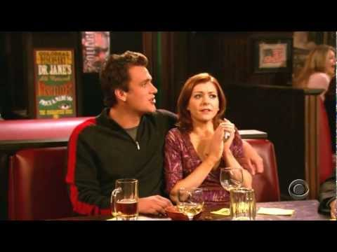 Drunk Ted - How I Met Your Mother - Singing Voices .mkv