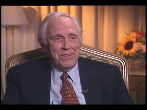 Jason Robards talks with Jimmy Carter - A Thousand Acres